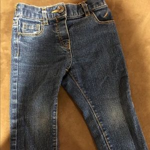 18 mo girls jeans